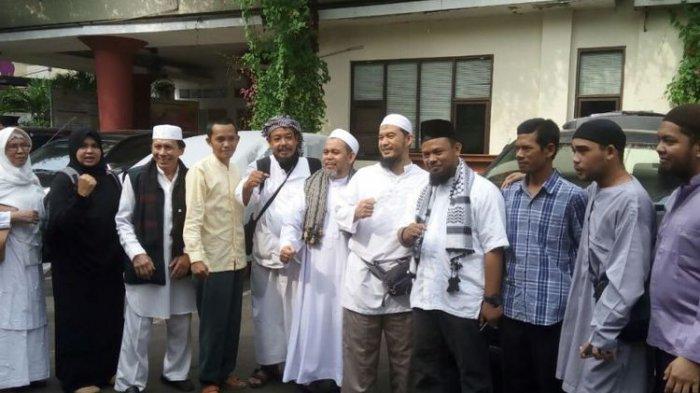 Tim Alumni 212 Bahas Kriminalisasi Ulama dengan Presiden Jokowi
