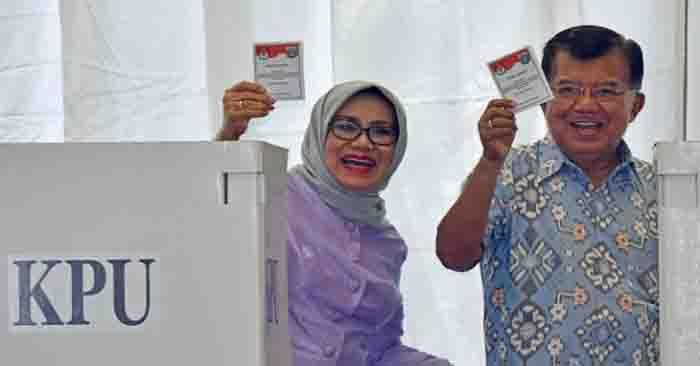 Wapres Jusuf Kalla: Jangan Ada Kriminalisasi Calon Kepala Daerah